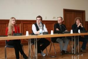 Beim 8. Osteuropatag diskutierten Studenten und Profesoren über das deutsch-polnische Verhältnis