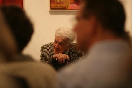 Polskie Tango: Alfred Schreyer ist auch im hohen Alter ein virtuoser Sänger